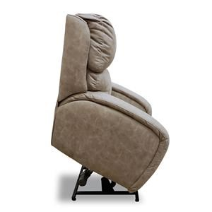 Massage and Heat Power Recliner