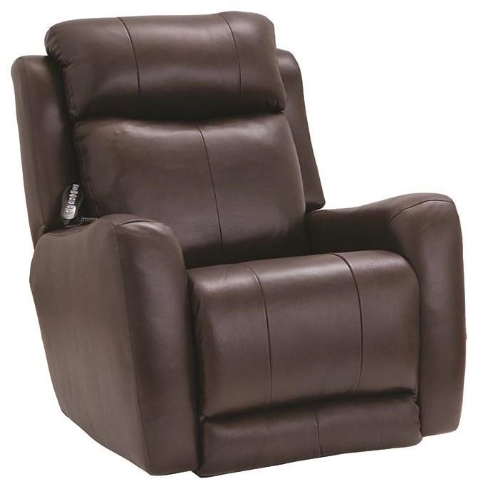 Power Recliner w/Power Headrest, Hea