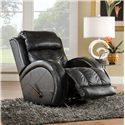 Belfort Motion Recliners Power Lay-Flat Recliner with Sport Style - Recliner Shown May Not Represent Exact Features Indicated