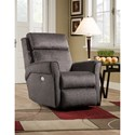 Southern Motion Recliners Radiate Lay-Flat Recliner with Power Headrest - Actual Recline Handle May Differ From What is Shown
