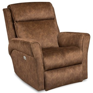 Southern Motion Recliners Radiate Wall Recliner with Power Headrest