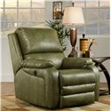 Belfort Motion Recliners Ovation Power Wall Hugger Recliner in Casual Furniture Style - Recliner Shown May Not Represent Exact Features Indicated