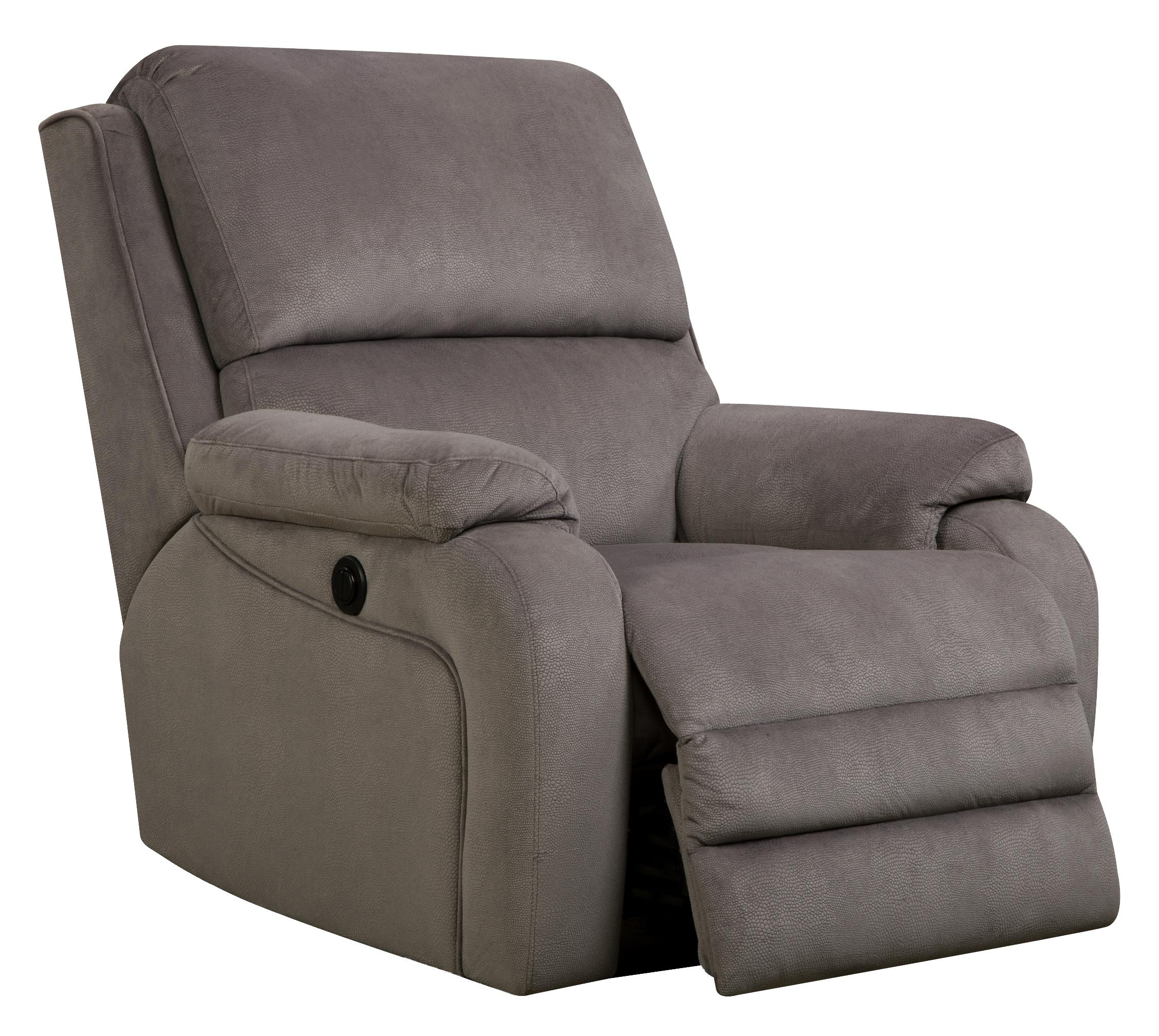 Southern Motion Recliners Ovation Full Bed Layout Power
