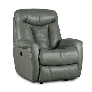 Southern Motion Recliners Regal Leather Rocker Recliner