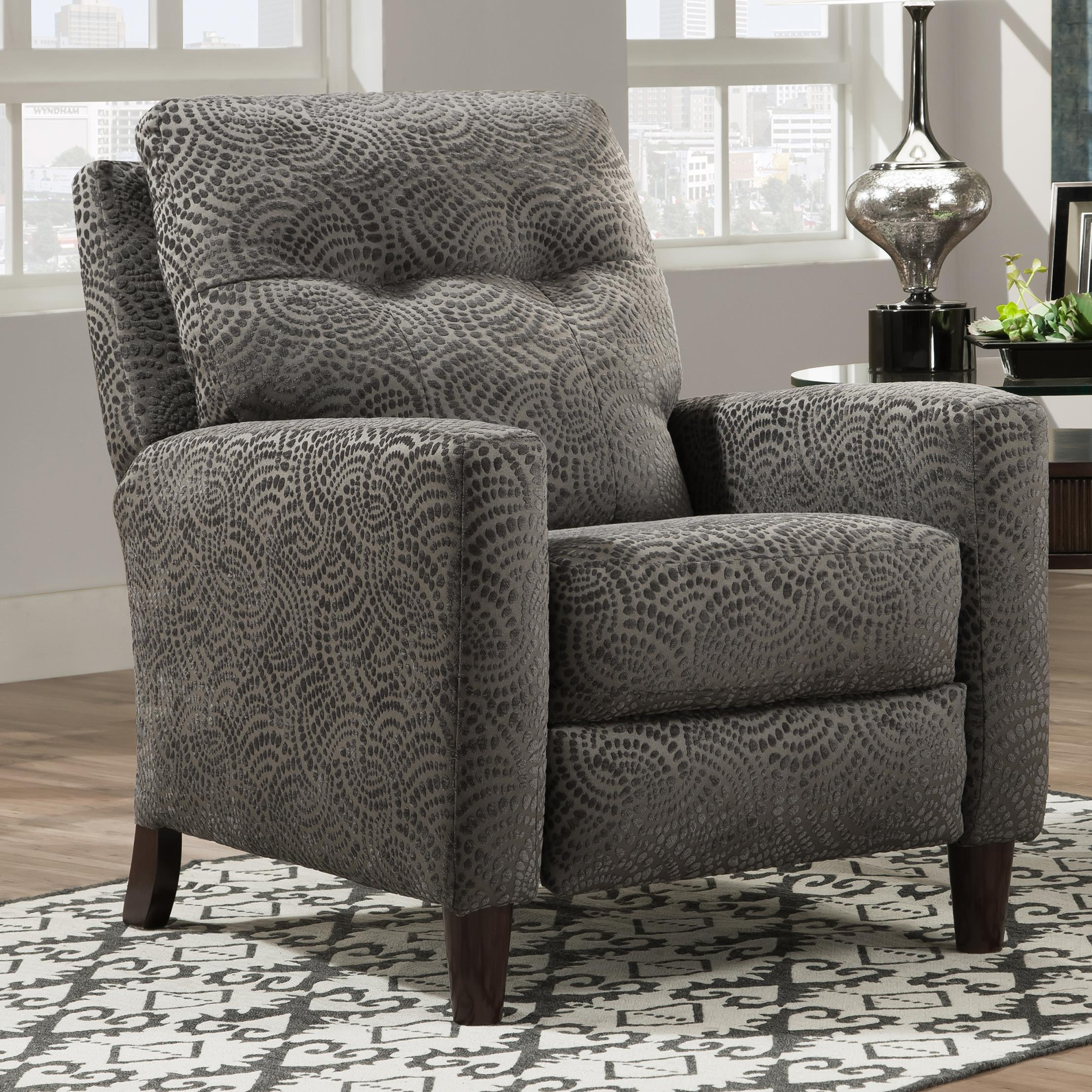 Bella Power High Leg Recliner with USB Port by Southern Motion at Sparks HomeStore