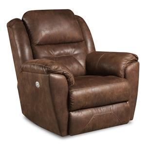 Southern Motion Recliners Pandora Rocker Recliner with Power Headrest