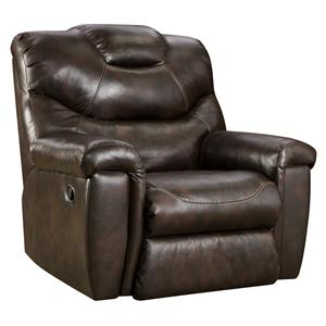 Southern Motion Recliners McLaren Big Man Recliner with Power PLUS