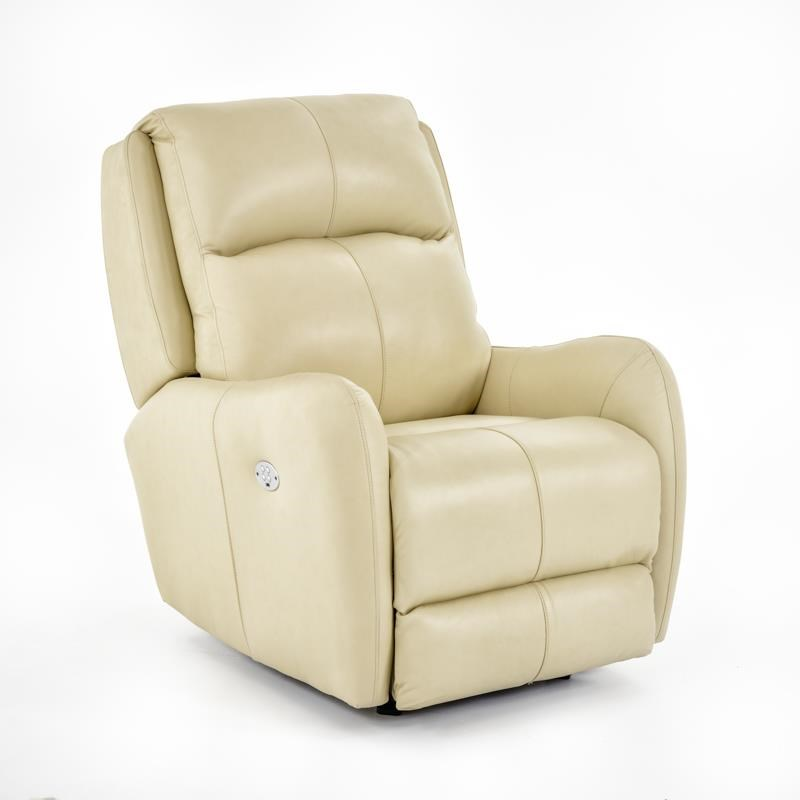 Southern Motion Recliners Pop Rocker Recliner with Power Headrest - Item Number: 5108P 905-19