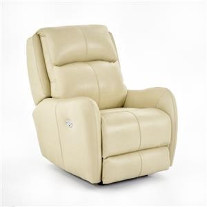 Southern Motion Recliners Pop Rocker Recliner with Power Headrest