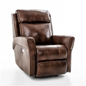 Radiate Rocker Recliner with Power Headrest