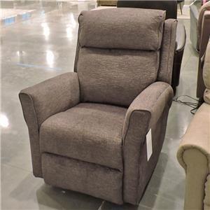 Recliner w/ Power Headrest