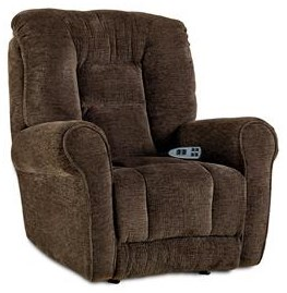 Grand Lay-Flat Lift Recliner w/Pwr Headrest