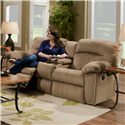 Southern Motion Splendor Collection 591 Reclining Sofa - Item Number: 591-28 F