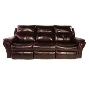 Design 2 Recline Sprintz Design 2 Recline Leather Sofa with motion