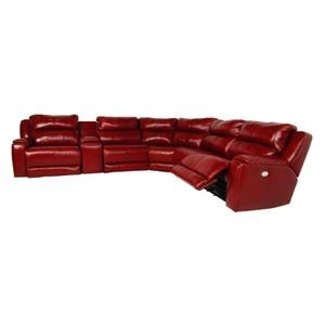 Design 2 Recline Sprintz Design 2 Recline Power Reclining Sectional