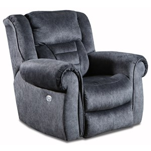 Power Headrest Wallhugger Recliner w/ SoCozi