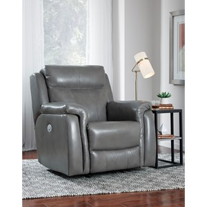 Southern Motion Uptown Power Headrest Rocker Recliner