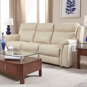 Southern Motion Uptown Double Reclining Power Headrest Sofa