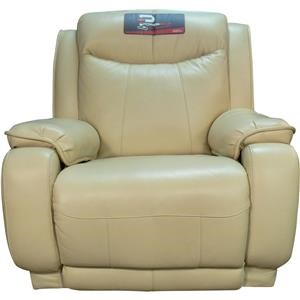 Southern Motion Velocity Rocker Recliner with Power Headrest