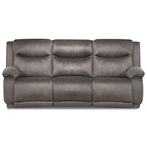 Reclining Sofa with Power Headrest