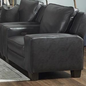 Power Headrest High Leg Recliner