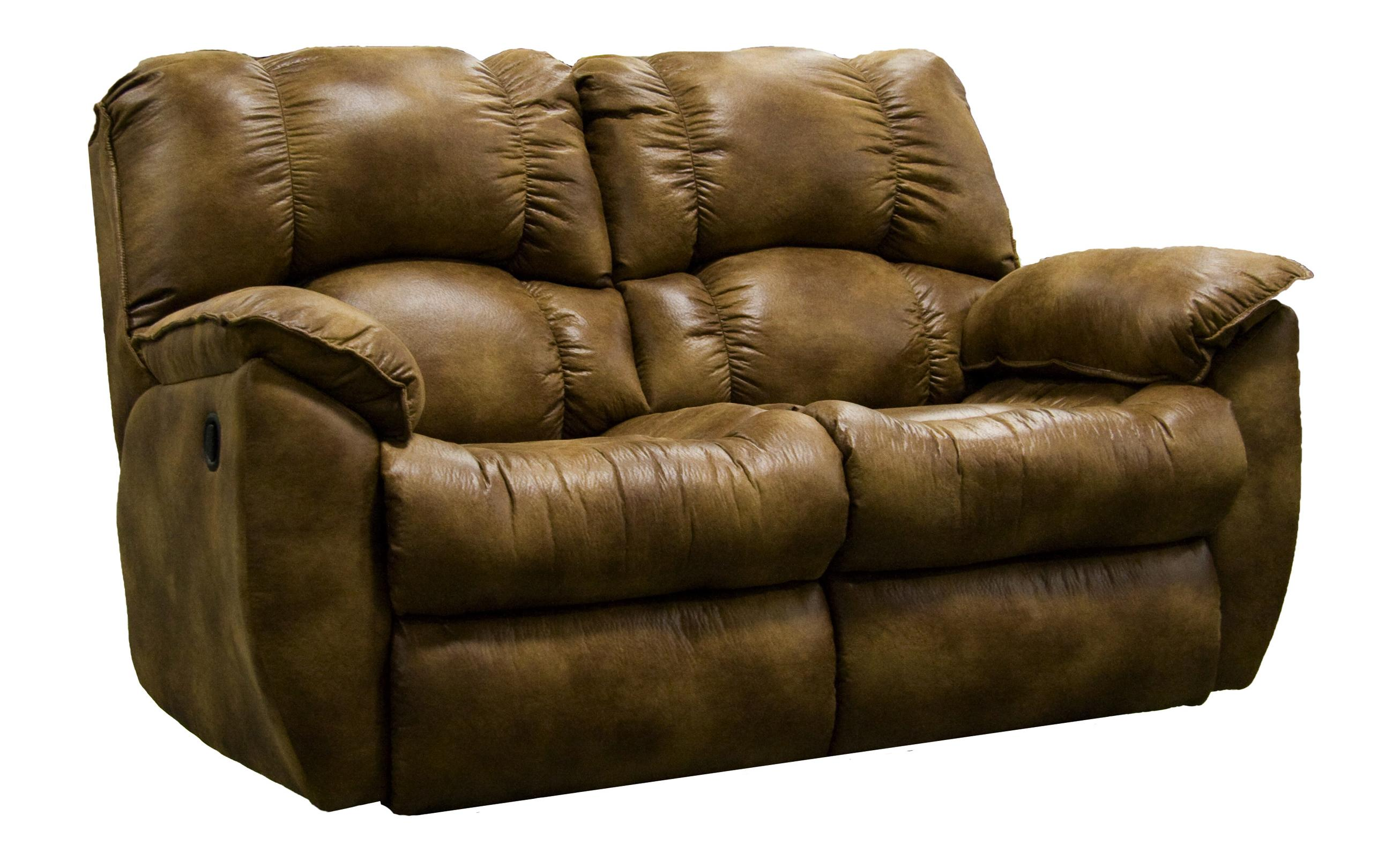 Southern Motion Weston Casual Rocking Reclining Loveseat with