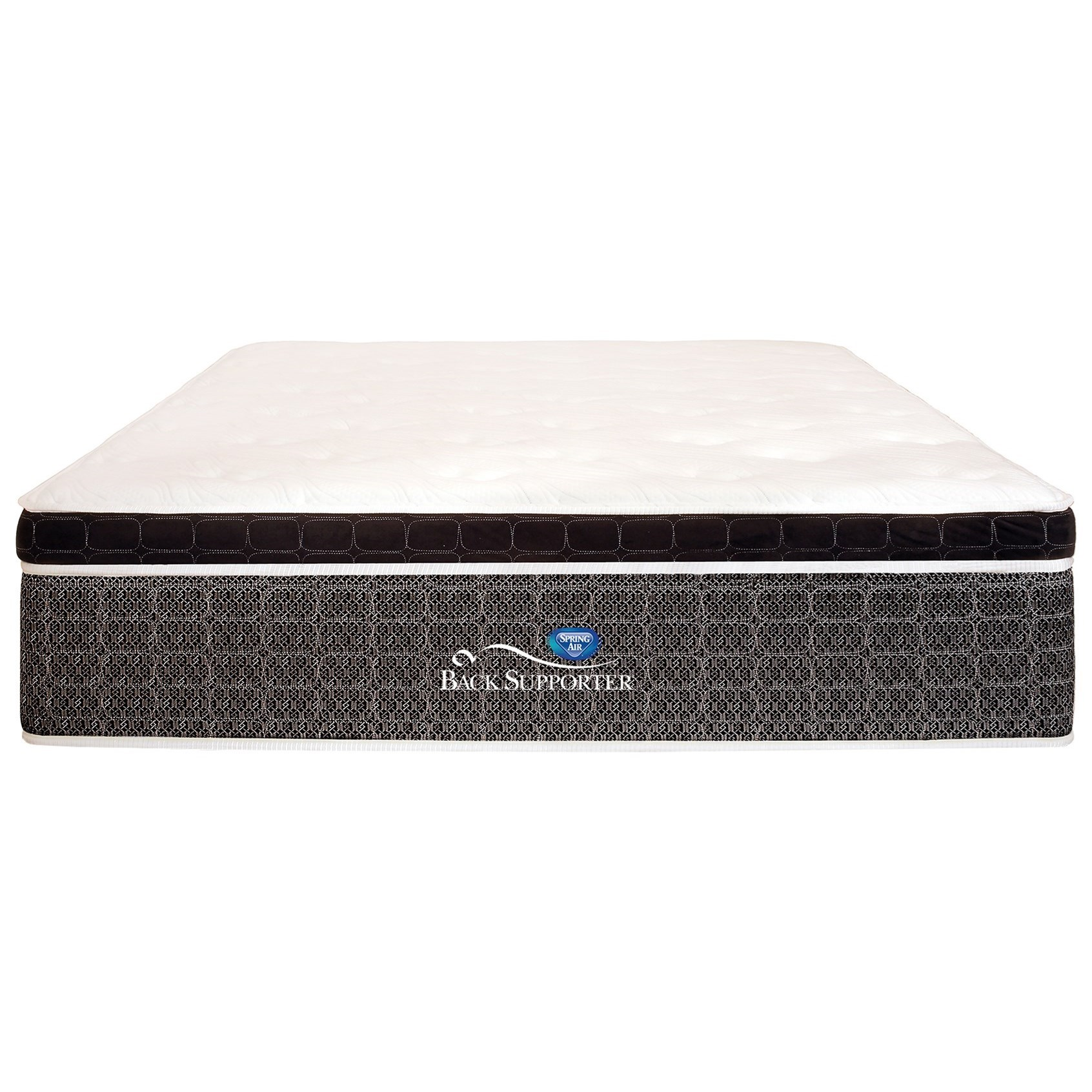 Twin XL Euro Top Pocketed Coil Mattress