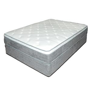 Spring Air Avalon 504 Twin Euro Top Mattress