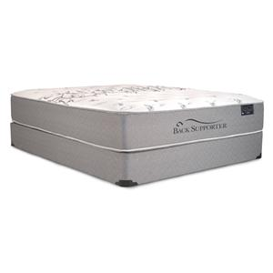Spring Air Back Supporter - Governor Twin Firm Hybrid Mattress