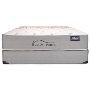 Spring Air BS  Breeze Twin Plush Mattress