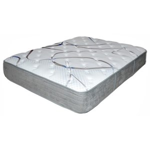 "Spring Air Colfax 805 Full 12.5"" Plush Mattress"
