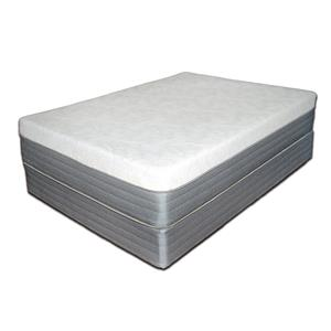 "Spring Air Diamond Gel Twin 14"" Gel Memory Foam Mattress"