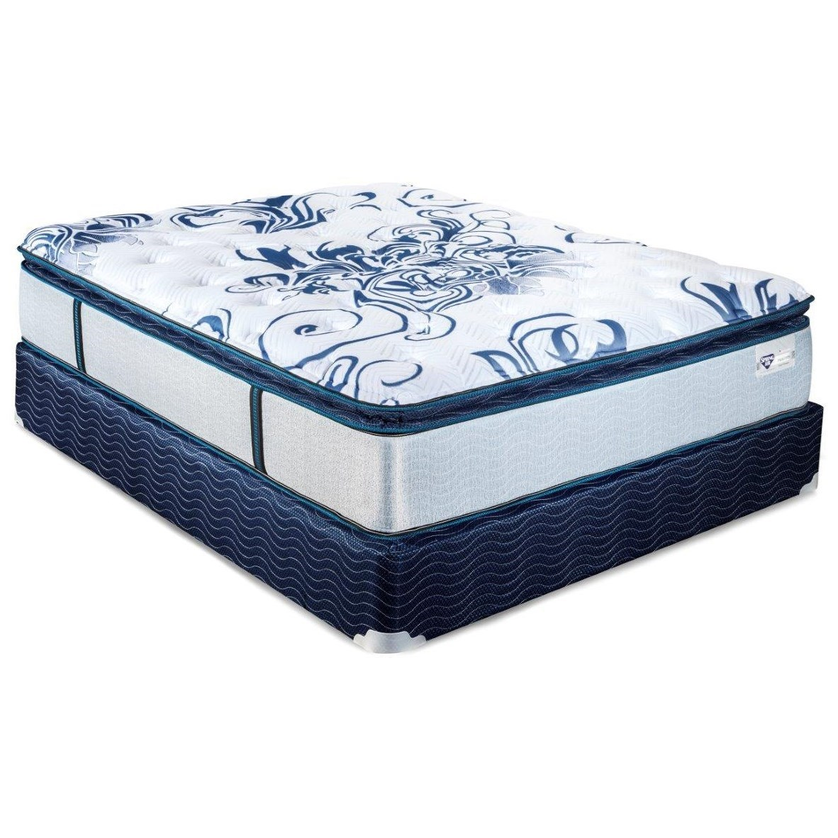 Twin XL Pocketed Coil Mattress Set