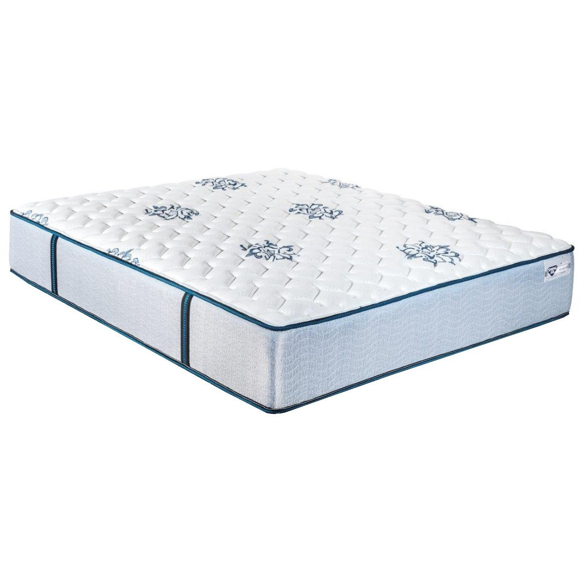 Queen Pocketed Coil Mattress Set