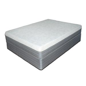 "Spring Air Opal Gel Full 10"" Gel Memory Foam Mattress Set"