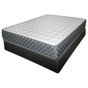 Spring Air Prescott Firm Twln Firm Mattress Set