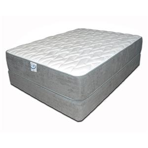 "Spring Air Presidential 858 Twin Firm 14"" Mattress"