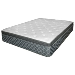 Spring Air Somerset Pillow Top King Plush Pillow Top Mattress