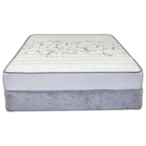 Spring Air SOP Cascade Cushion Firm Queen Cushion Firm Mattress Set