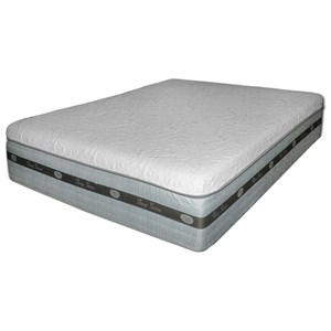 Spring Air SS Hybrid Catalina King Cool Gel Hybrid Mattress