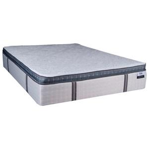Springwall Mattress Mauna Loa Queen Coil on Coil Pillow Top Mattress
