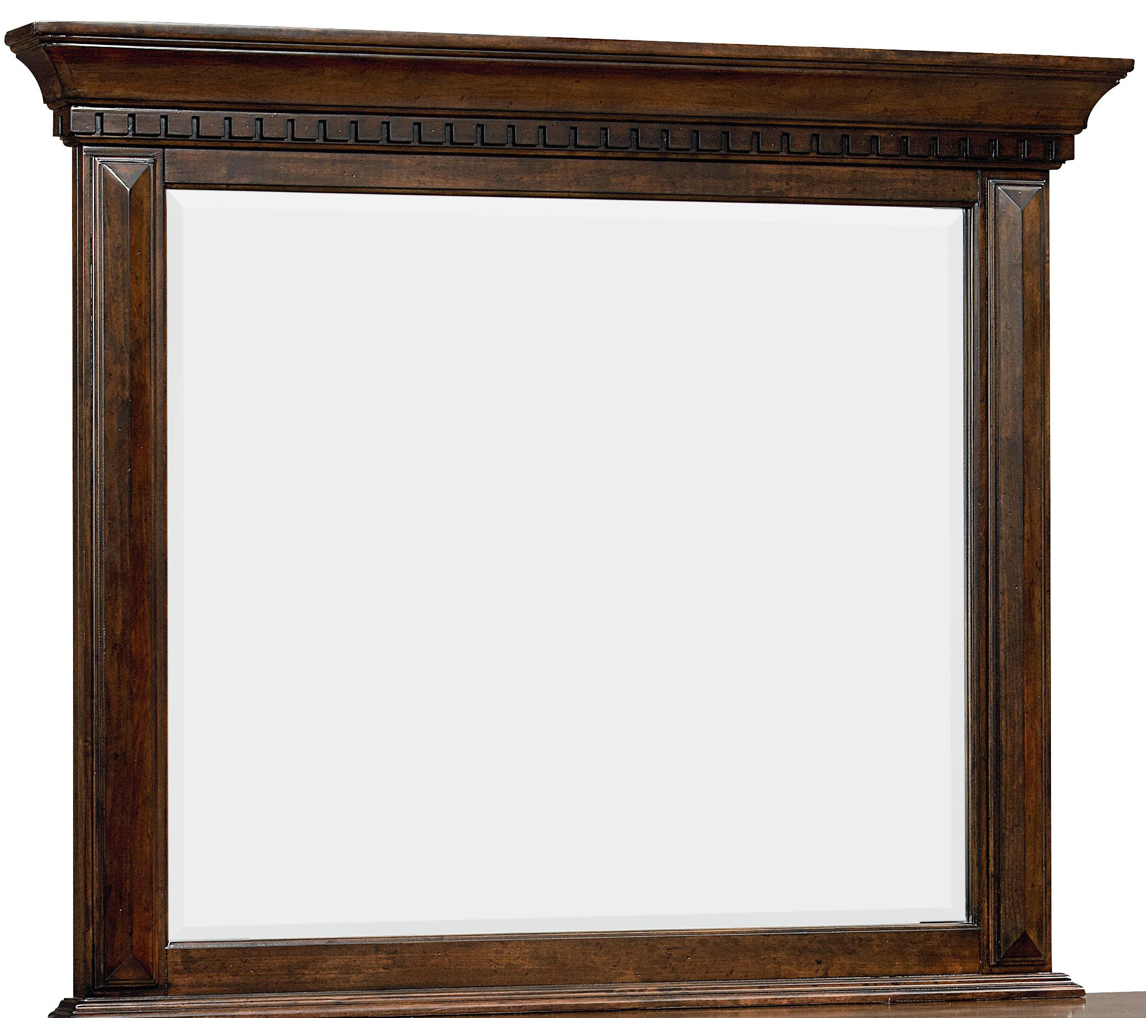 Standard Furniture Charleston Dresser Mirror - Item Number: 96008