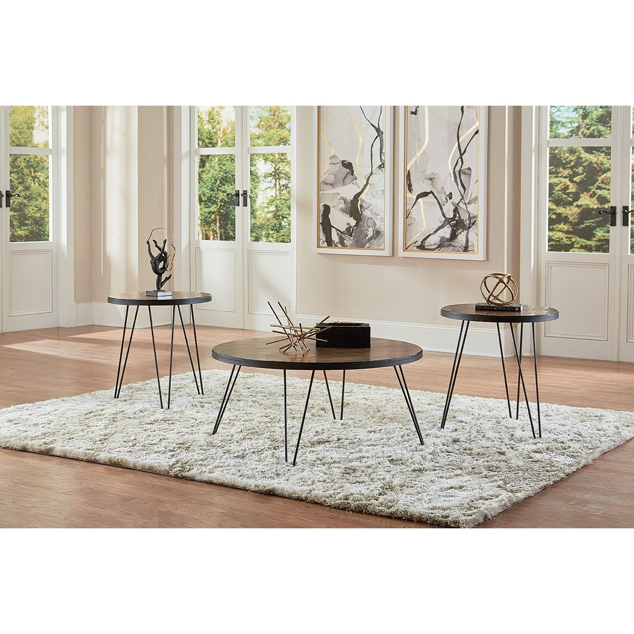 VFM Signature Paterno Occasional Table Group - Item Number: 20360 Occasional Group 1
