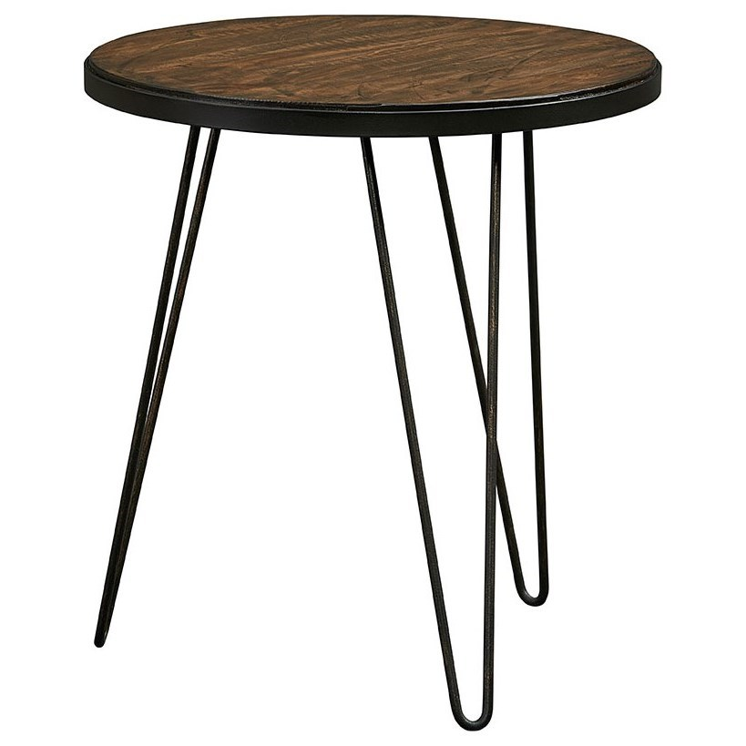 Standard Furniture Paterno Round End Table - Item Number: 20362