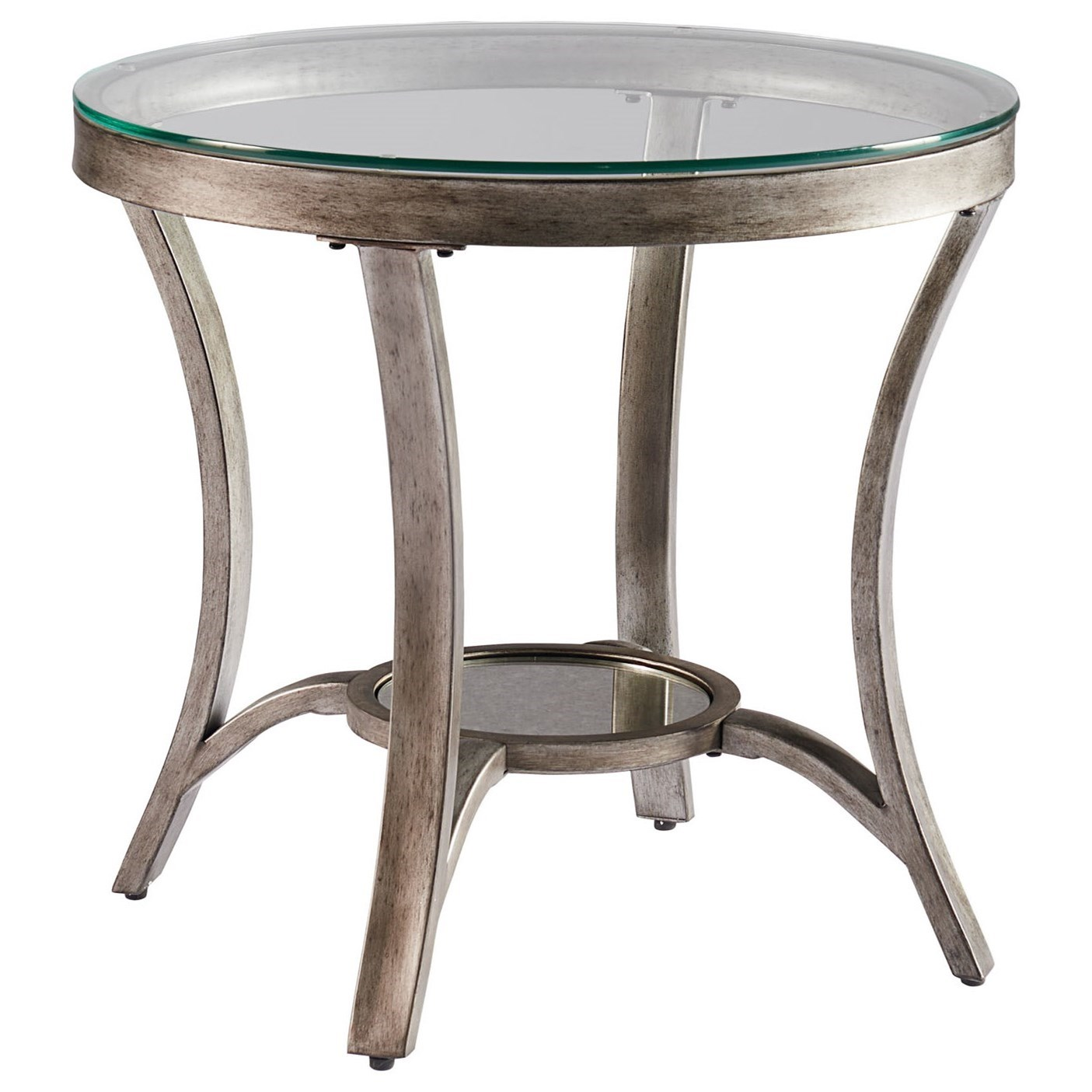 Standard Furniture Cole Round End Table - Item Number: 29302