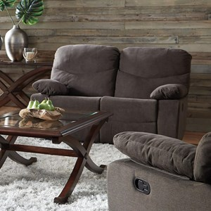 Standard Furniture 418 Reclining Loveseat