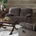 Standard Furniture 418 Reclining Loveseat - Item Number: 4180393