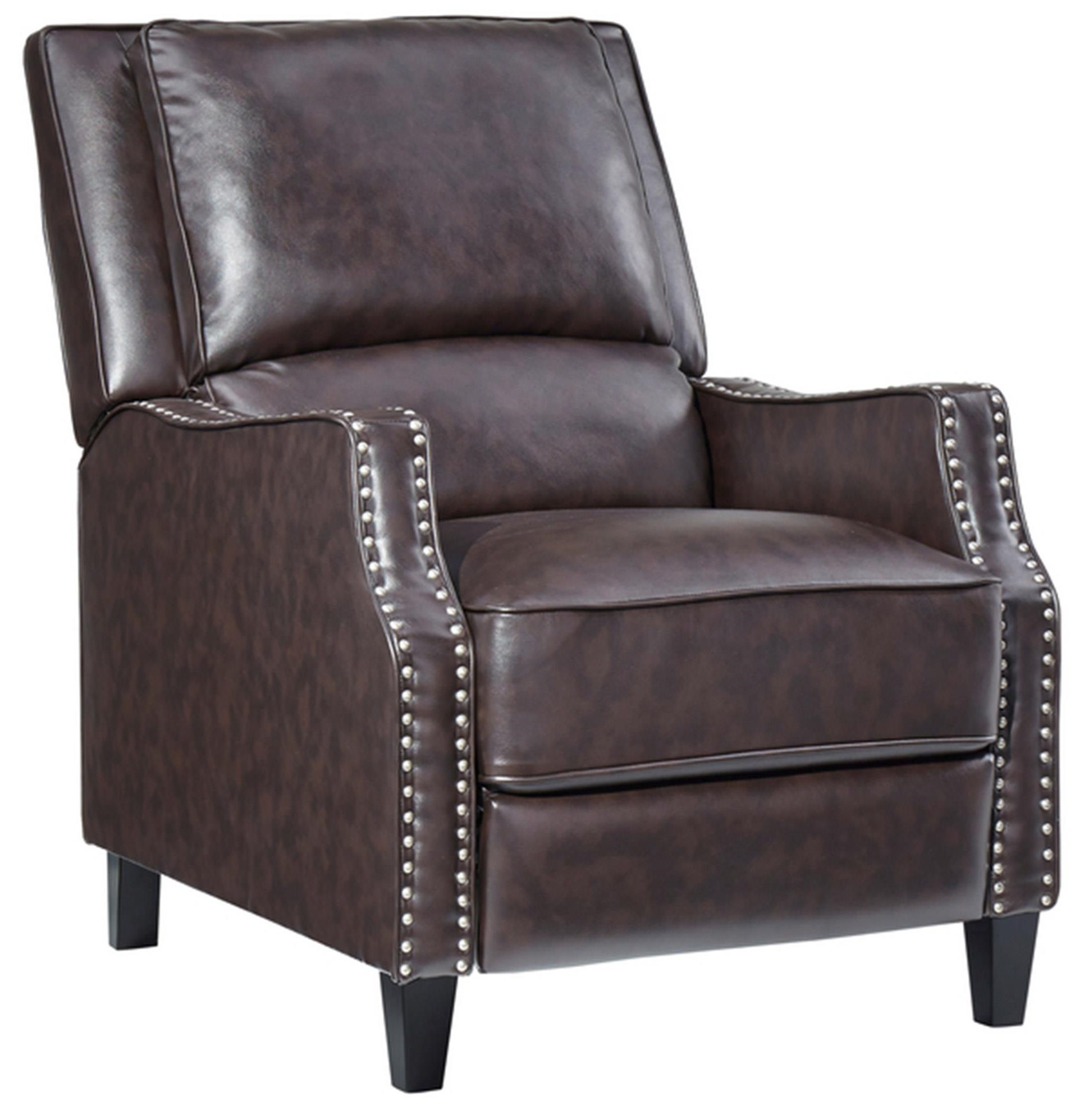 Standard Furniture Alston Push Back Recliner - Item Number: 421883