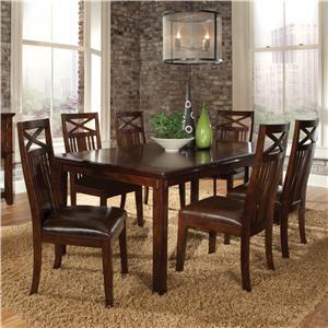 Standard Furniture Sonoma 7-Piece Dining Set