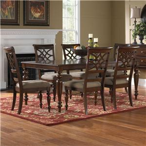 Standard Furniture Woodmont 5-Piece Dining Set